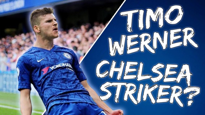 Timo Werner sẽ là sự bổ sung đáng giá với Chelsea