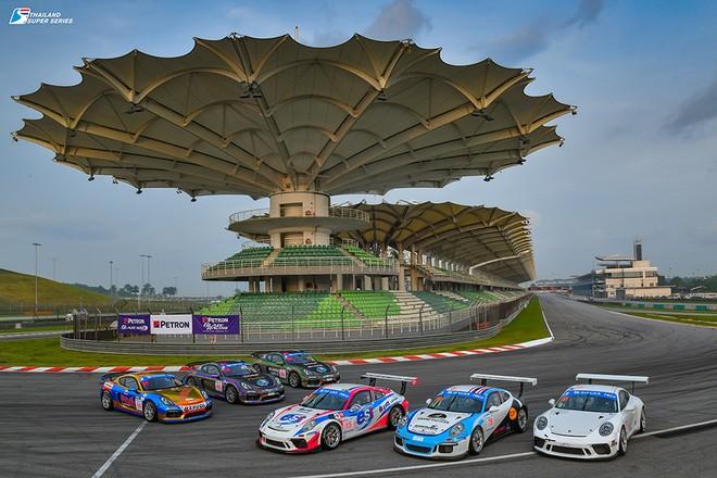 TSS là giải đua xe thể thao số 1 của Thái Lan