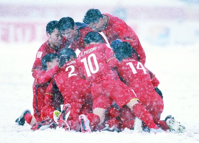 U23 Việt Nam đặt dấu ấn sâu đậm tại đấu trường châu lục