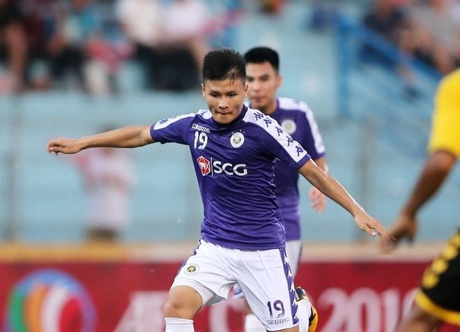 Quang Hải sẽ tiếp tục ở lại Thủ đô để gắn bó với Hà Nội FC