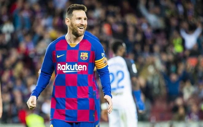 Messi thực sự là một cỗ máy ghi bàn vĩ đại