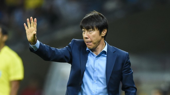 HLV Shin Tae-yong tại World Cup 2018