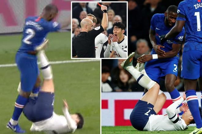 Hàng công Tottenham sẽ bị ảnh hưởng đáng kể khi thiếu Son ở 3 trận tới