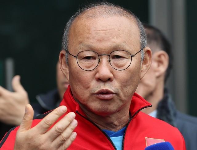 Tình cảm là yếu tố quan trọng giúp thầy Park tiếp tục gắn bó với bóng đá Việt Nam