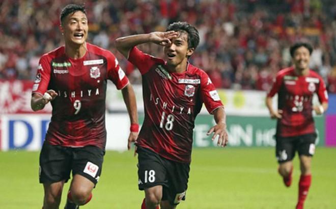 Consadole Sapporo là CLB hạng trung của J-League 1