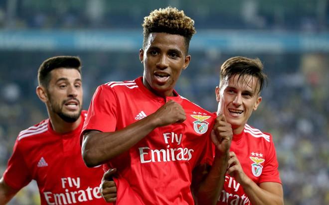 Gedson Fernandes là một trong những tài năng trẻ sáng giá nhất Bồ Đào Nha