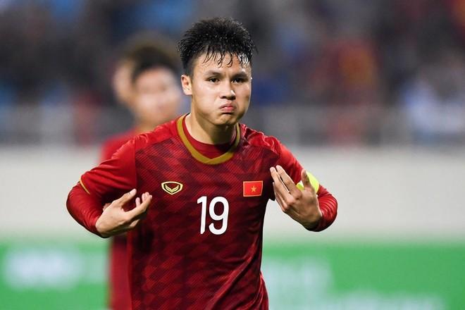 Quang Hải xếp thứ 17 trong danh sách Cầu thủ hay nhất châu Á 2019