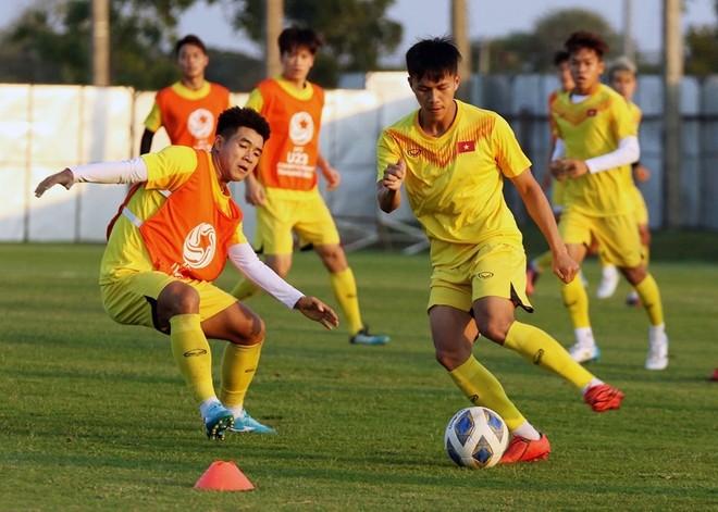 Hôm nay, xem U23 Việt Nam gặp U23 UAE trên kênh nào? ảnh 1