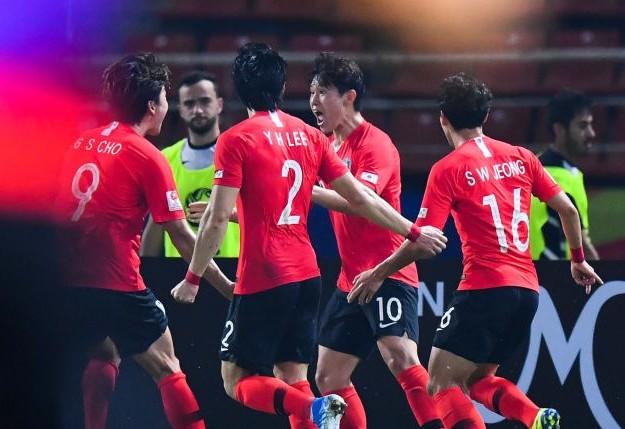 U23 Hàn Quốc nghẹt thở vào bán kết giải U23 châu Á 2020