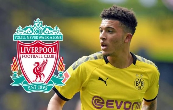 Liverpool sẽ còn đáng sợ hơn nữa nếu có Sancho