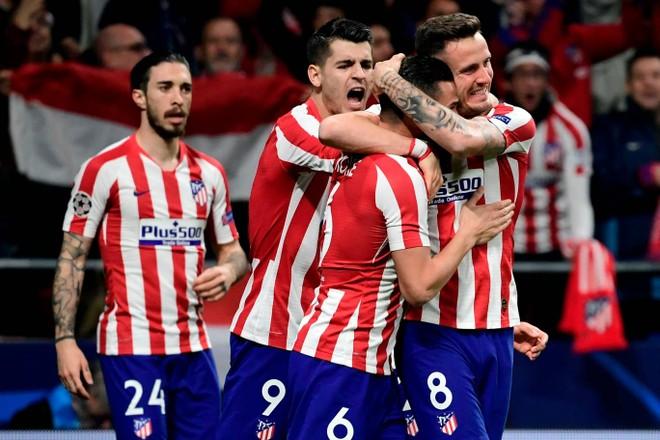 Atletico Madrid vẫn là đối thủ rất khó chịu ở châu Âu