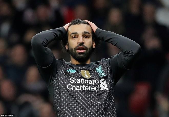 Liverpool vẫn còn trận lượt về để hy vọng đảo ngược thế cờ