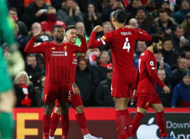 Liverpool bây giờ chỉ còn chờ ngày đăng quang