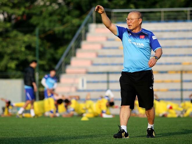 Nhiệm vụ thắng Malaysia không phải bất khả thi với thầy trò HLV Park Hang-seo (Ảnh: Vũ Vy)