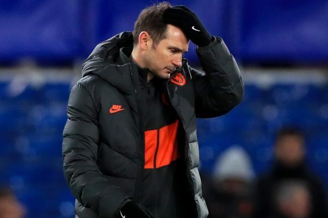 Chelsea của Frank Lampard trải qua trận đấu tệ hại trước Bayern