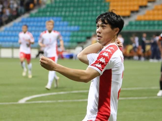 Công Phượng về TP.HCM và ghi bàn liên tục ở đấu trường châu lục