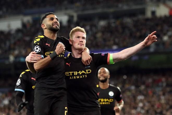 Man City nắm lợi thế cực lớn để vào tứ kết