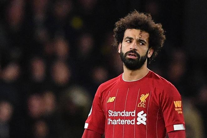 Salah và đồng đội vỡ mộng tạo nên kỷ lục bất bại như Pháo thủ