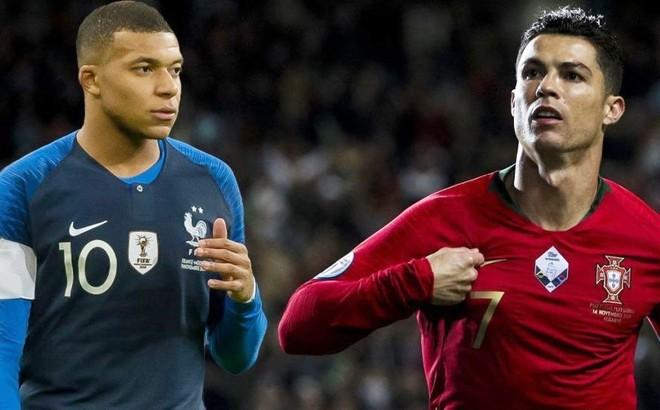 Pháp và Bồ Đào Nha tạo nên trận thư hùng tái hiện chung kết EURO 2016