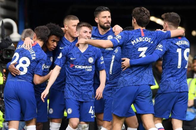 Chelsea chơi một trong những trận hay nhất từ đầu mùa