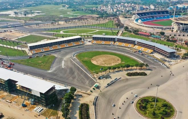 Formula 1 VinFast Vietnam Grand Prix 2020 đang bị hoãn vô thời hạn