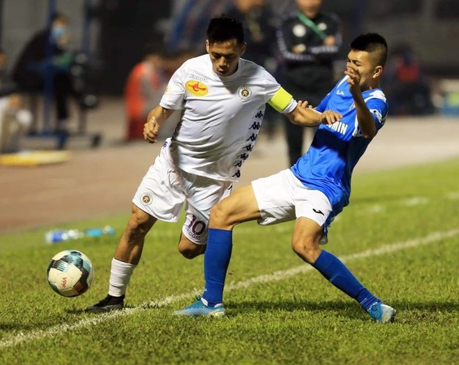 Vòng 3 V-League 2020 dự kiến giữa tháng 4 mới diễn ra (Ảnh: Vũ Vy)
