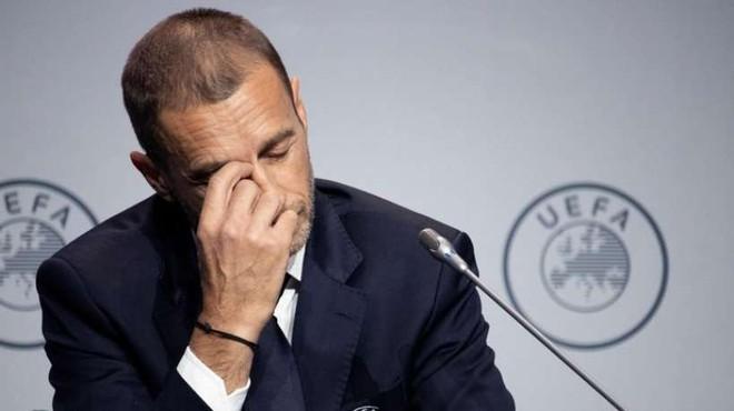 """Chủ tịch UEFA - Aleksander Ceferin đau đầu trước mùa giải """"đen đủi"""" chưa từng có trong lịch sử"""