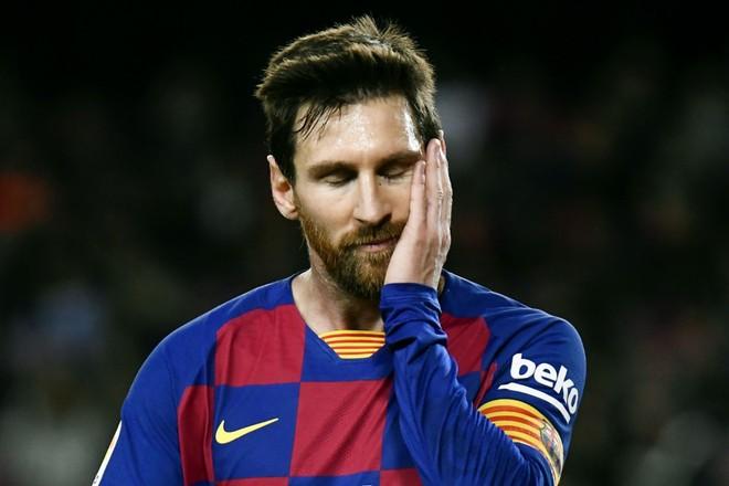Messi bị giảm lương sâu chưa từng có