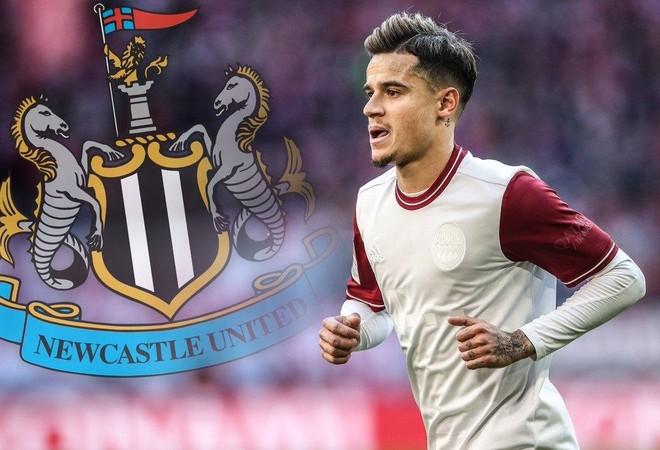 Coutinho sẽ trở lại Anh để khoác áo Newcastle?