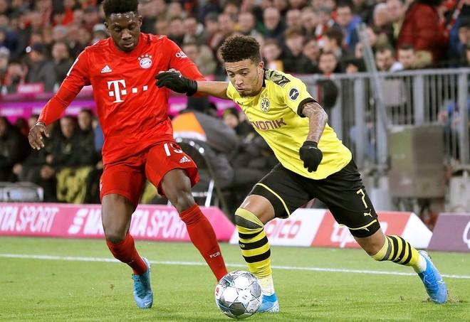 Dortmund và Bayern sẽ chạm trán ở vòng 27