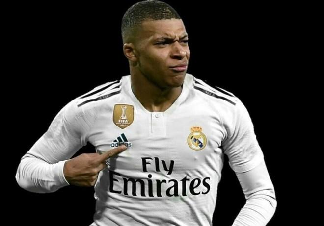 Sớm muộn Mbappe cũng khoác áo Real Madrid