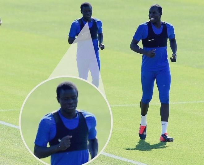 Kante đã được Chelsea cho phép tự tập ở nhà