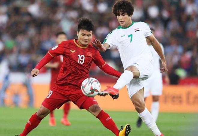 ĐT Việt Nam nhiều khả năng sẽ đá giao hữu với Iraq tại Hà Nội