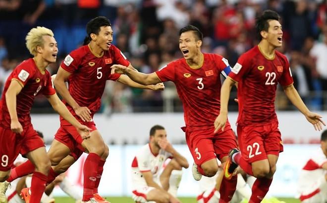 ĐT Việt Nam vững ngôi đầu Đông Nam Á