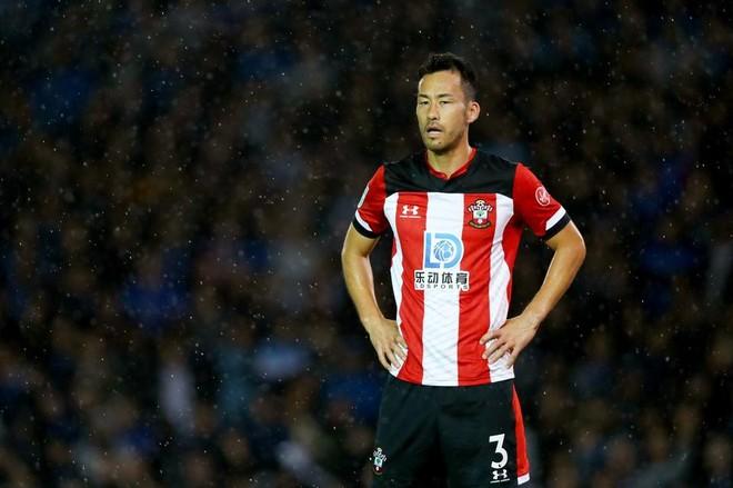 Yoshida trong màu áo Southampton