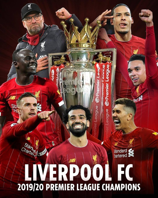 Chức vô địch lịch sử của Liverpool