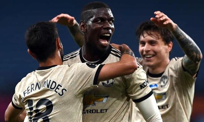M.U đang trở thành cỗ máy chiến thắng ở Premier League