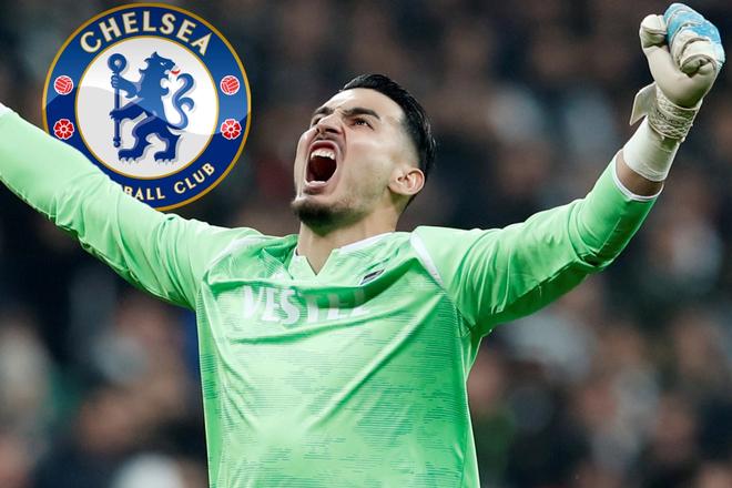 Ugurcan Cakir sẽ là tân binh tiếp theo của Chelsea mùa hè này?