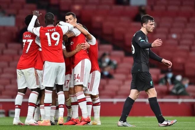 Liverpool dường như không còn thiết tha gì với việc kiếm điểm ở Ngoại hạng Anh