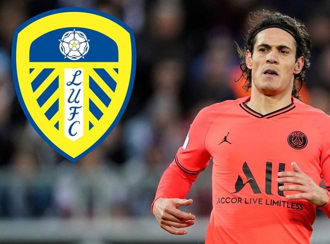 Cavani sẽ là tân binh đáng chú ý của Leeds?