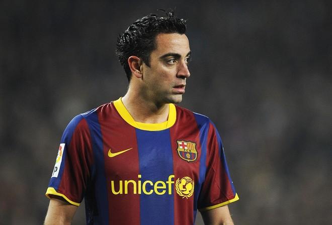 Xavi cũng như nhiều nhân vật bóng đá nổi tiếng khác không tránh được khỏi Covid-19