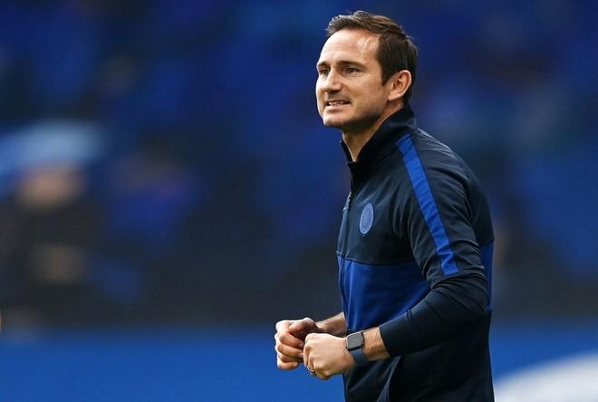 Lampard đang tỏ ra rất mát tay ở Chelsea