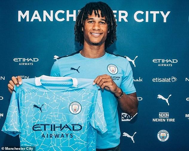 Nathan Ake ký hợp đồng 5 năm với Man City
