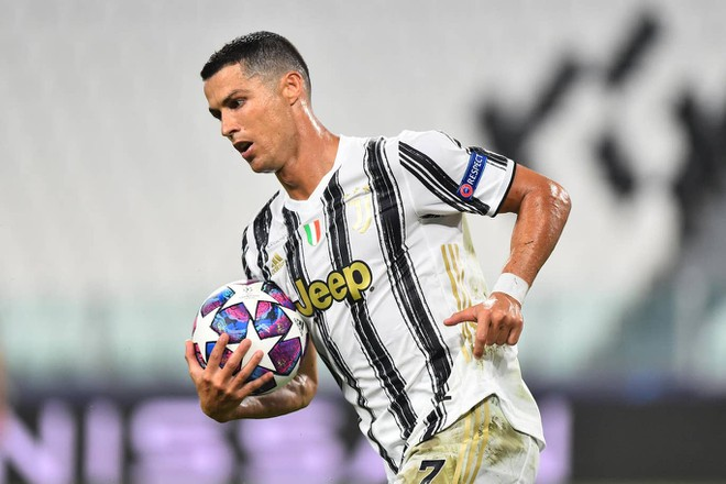 Sự vĩ đại của Ronaldo ở Champions League là không đủ cho Juventus