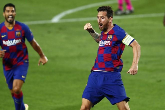 Messi và đồng đội sẽ tiếp tục đối mặt với Bayern Munich