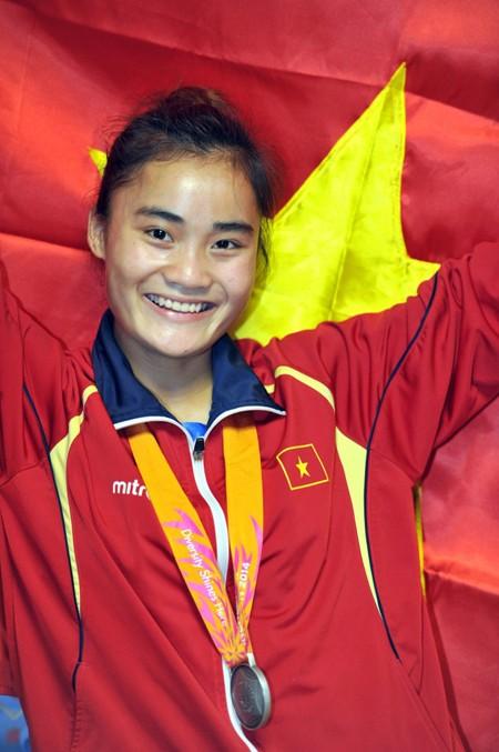 Thể thao Việt Nam năm Ất Mùi: Sức bật từ những tài năng 9X ảnh 3