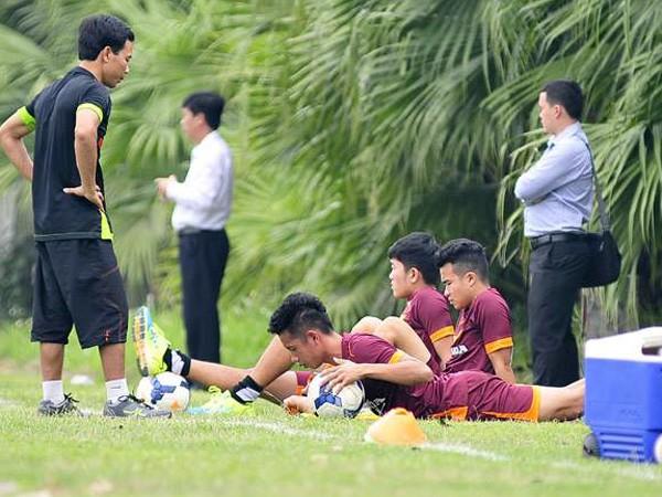 Tập nặng, tuyển thủ U23 Việt Nam liên tiếp dính chấn thương ảnh 2