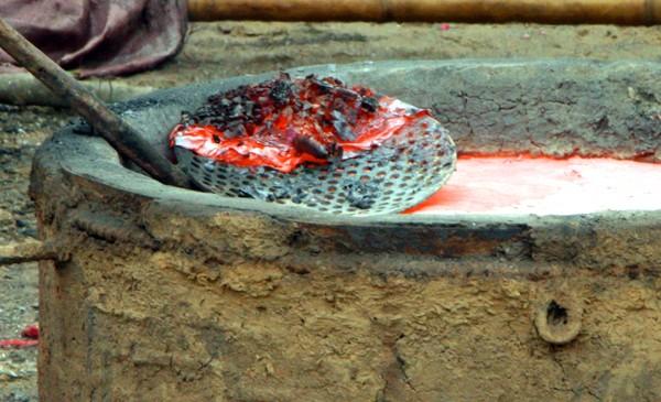 Rót đồng đúc Đại hồng chung chùa Hoa Lâm Tam Bảo ảnh 7