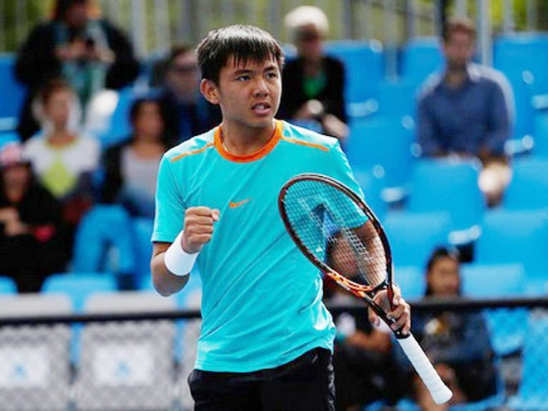 Lý Hoàng Nam khởi đầu suôn sẻ tại Roland Garros trẻ 2015 ảnh 1