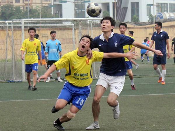 Đội bóng Báo ANTĐ xuất sắc vào bán kết Hội thao Công đoàn CATP Hà Nội ảnh 2
